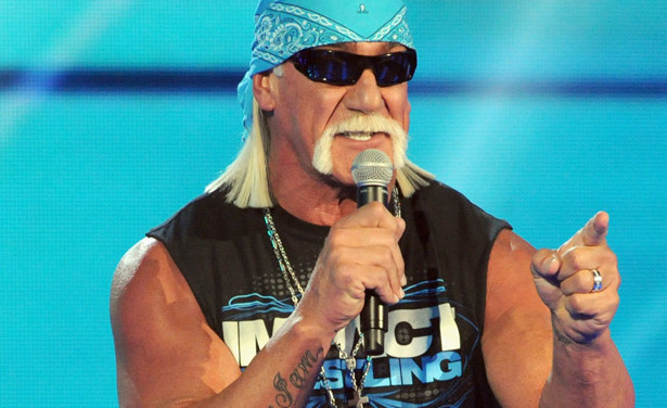 Hulk Hogan want his Toilet Seat Back!