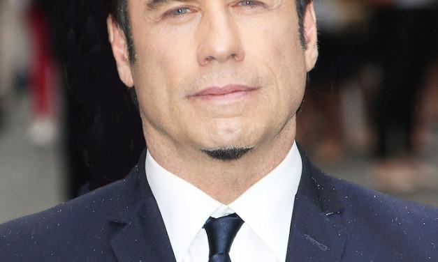 John Travolta going up into Space?