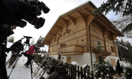 Roman Polanski start House Arrest