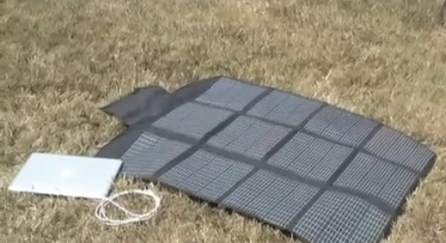 MacBook Solar Charger