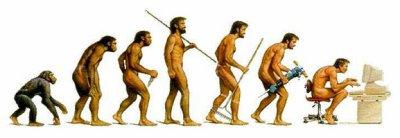 Men evolving faster than Women?