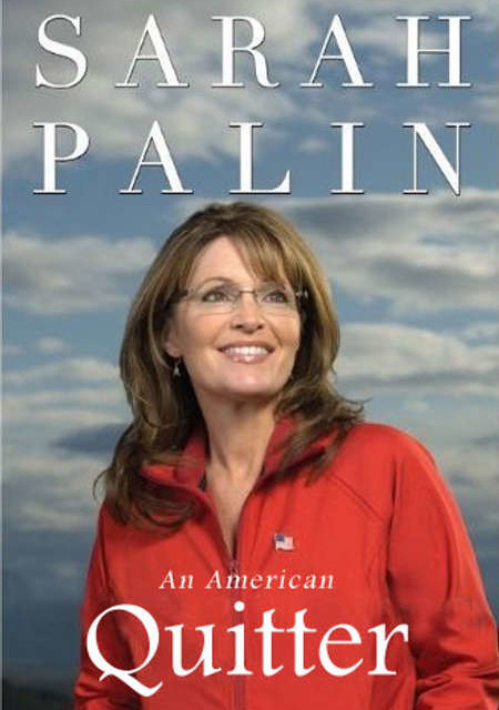 Sarah Palin's Book is out and so are comedians