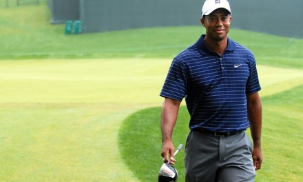 What caused Tiger Woods Car Crash?